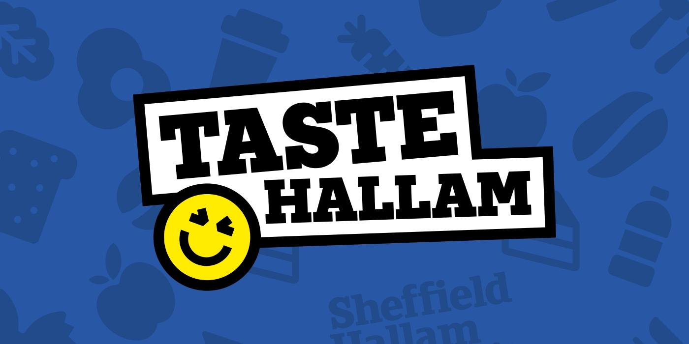 Taste Hallam Logo